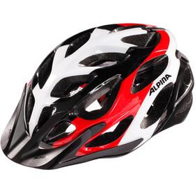 Alpina Mythos 2.0 casco per bici bianco/nero
